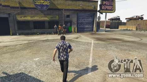 GTA 5 Kill Frenzy second screenshot