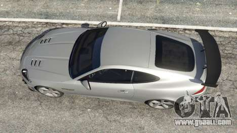 Jaguar XKR-S GT 2013 for GTA 5
