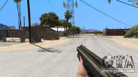 GTA 5 UTAS из Battlefield 4 fifth screenshot
