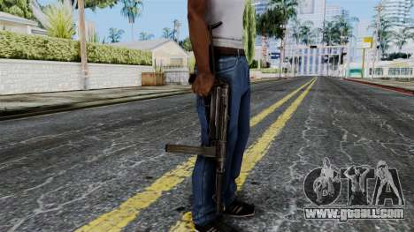 MP40 from Battlefield 1942 for GTA San Andreas third screenshot