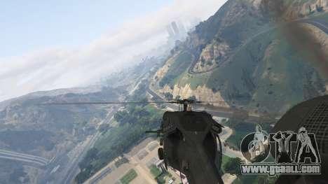 GTA 5 MH-60L Black Hawk ninth screenshot