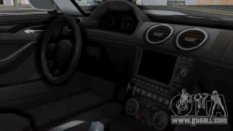 GTA 5 Benefactor Surano v2 for GTA San Andreas right view