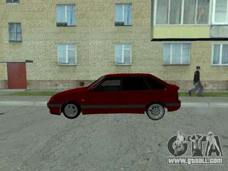 2114 for GTA San Andreas left view