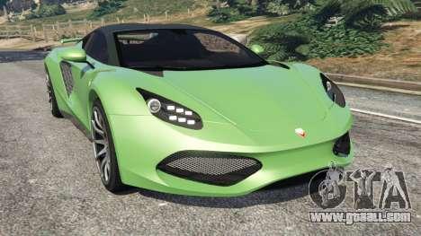Arrinera Hussarya v2.0 for GTA 5