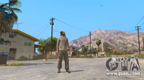 GTA 5 The Kukri second screenshot
