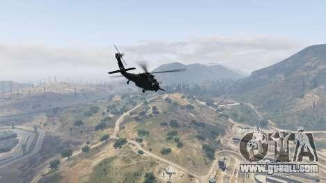 GTA 5 MH-60L Black Hawk sixth screenshot