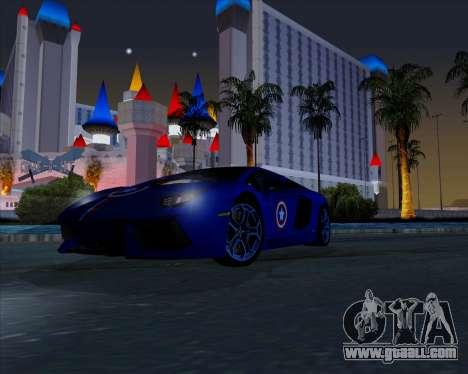 Vitesse ENB V1.1 Low PC for GTA San Andreas fifth screenshot