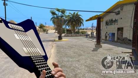 GTA 5 Gibson Flying V second screenshot