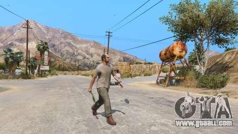 GTA 5 The Kukri