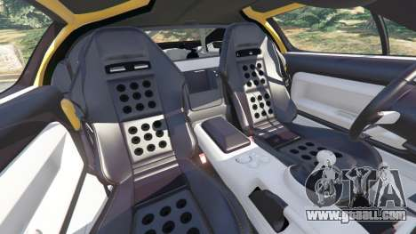 GTA 5 Ford GT 2005 v1.1 wheel