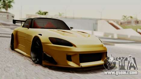 Honda S2000 GT1 for GTA San Andreas