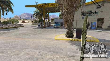 GTA 5 The Kukri third screenshot