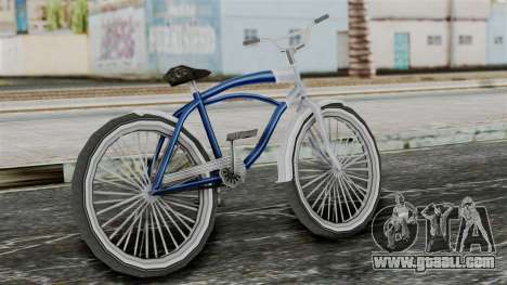 Aqua Bike from Bully for GTA San Andreas left view
