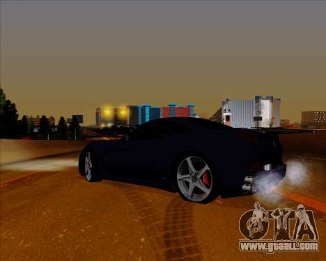Vitesse ENB V1.1 Low PC for GTA San Andreas forth screenshot
