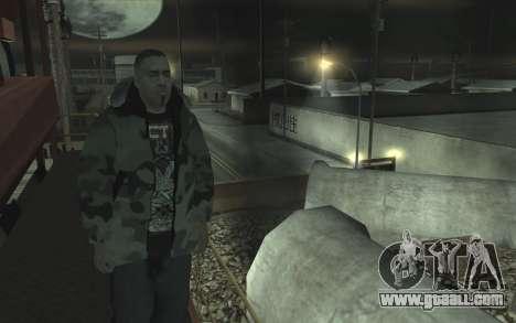 Road repair v2.0 for GTA San Andreas sixth screenshot