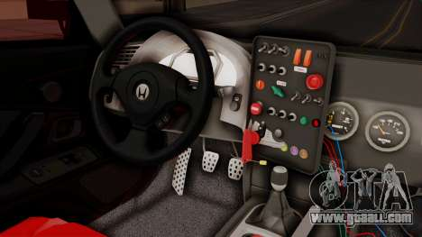 Honda S2000 GT1 for GTA San Andreas right view