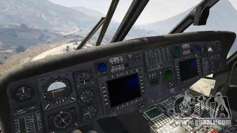GTA 5 MH-60L Black Hawk fifth screenshot