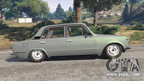 GTA 5 VAZ-2101 v0.1 left side view