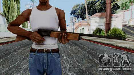 Browning Auto-5 from Battlefield 1942 for GTA San Andreas third screenshot