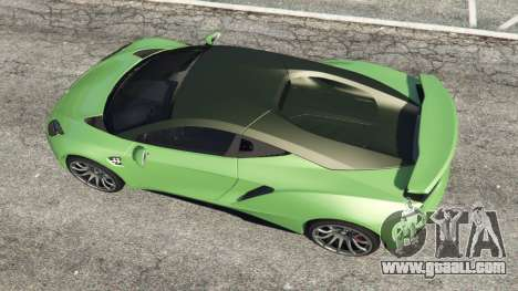 Arrinera Hussarya v2.0 for GTA 5