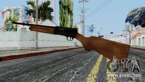 Browning Auto-5 from Battlefield 1942 for GTA San Andreas second screenshot