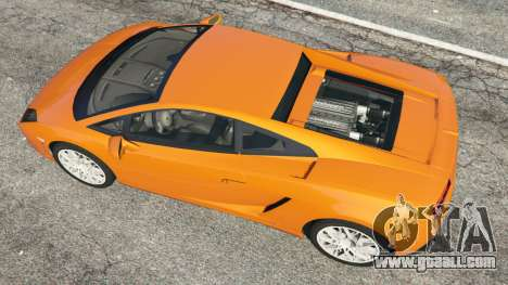 Lamborghini Gallardo LP560-4 for GTA 5