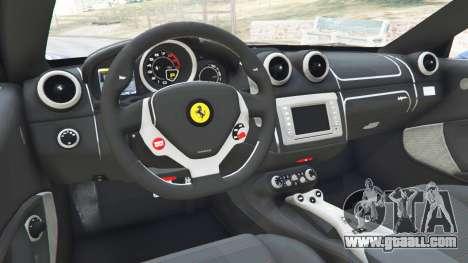 Ferrari California (F149) 2012 [Beta] for GTA 5