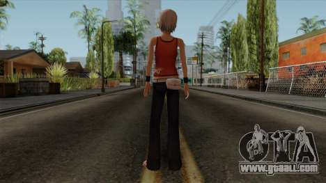 Ashley Robbins - The Another Code R for GTA San Andreas third screenshot