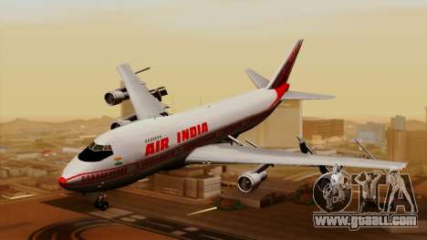 Boeing 747-237B Air India Flight 182 for GTA San Andreas