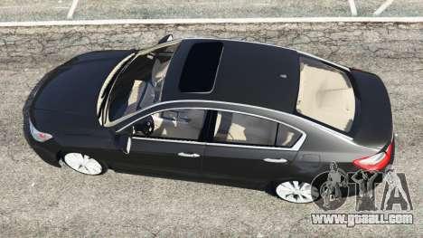 Honda Accord 2015 for GTA 5
