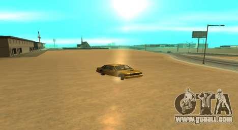 PS2 Graphics for Weak PC for GTA San Andreas third screenshot