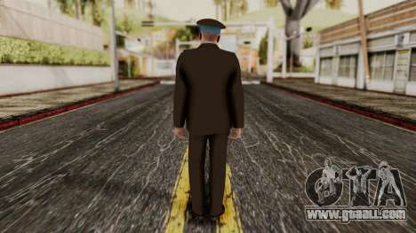 Senior warrant officer of the air force for GTA San Andreas third screenshot