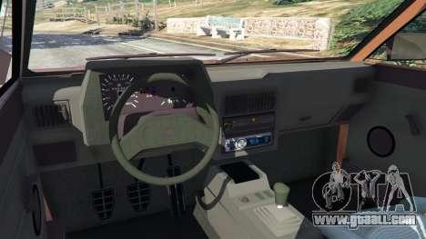 Volkswagen Saveiro Cli 1.6 [Edit] for GTA 5