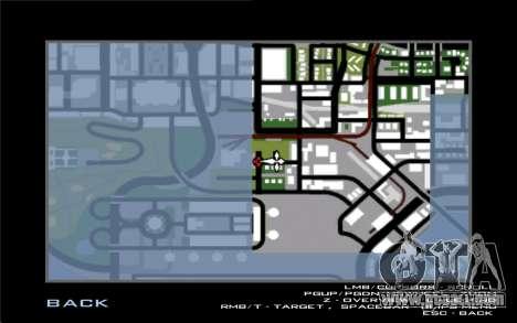 Road repair v2.0 for GTA San Andreas ninth screenshot