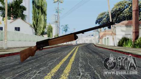 Browning Auto-5 from Battlefield 1942 for GTA San Andreas