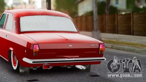 GAZ Volga 2401 tuning for GTA 4 right view