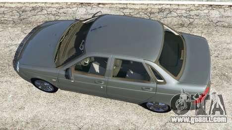 VAZ-2170 Lada Priora for GTA 5