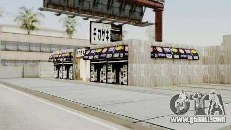 LS Chigasaki Store v3 for GTA San Andreas