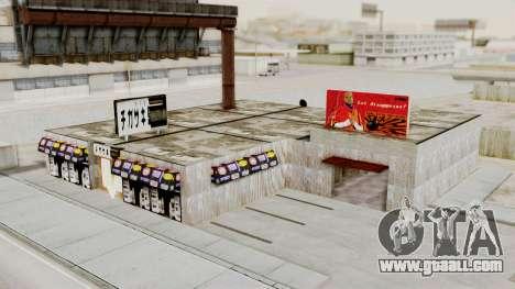 LS Chigasaki Store v3 for GTA San Andreas second screenshot