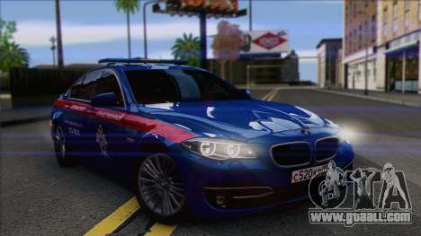 BMW 520 Investigation Committee for GTA San Andreas
