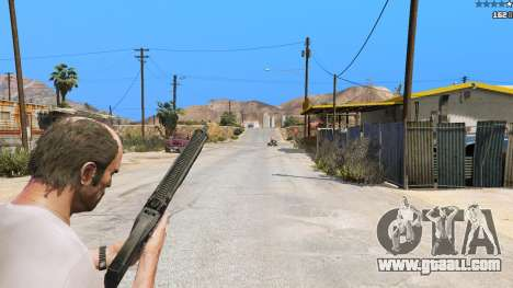 GTA 5 UTAS из Battlefield 4 fourth screenshot