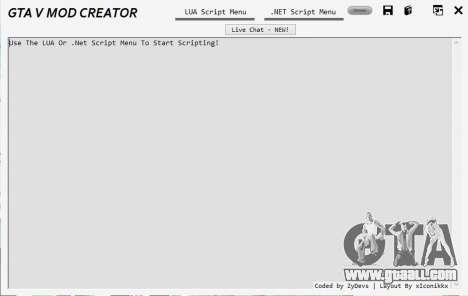 GTA 5 Mod Creator