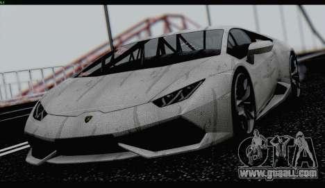 C3pot ENB for GTA San Andreas second screenshot