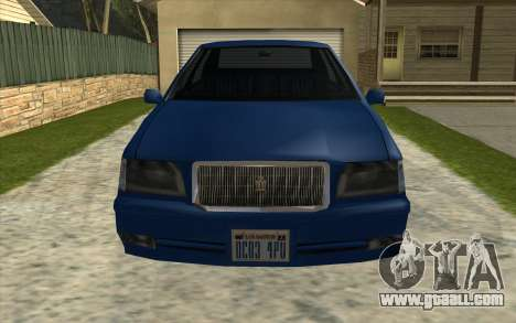 Toyota Crown Majesta GTA Style for GTA San Andreas left view