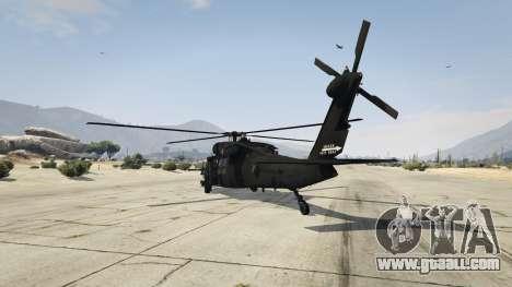GTA 5 MH-60L Black Hawk third screenshot