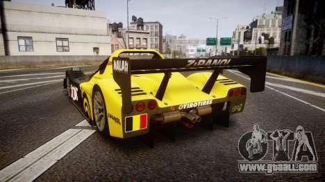Radical SR8 RX 2011 [1] for GTA 4 back left view