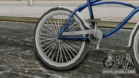 Aqua Bike from Bully for GTA San Andreas right view