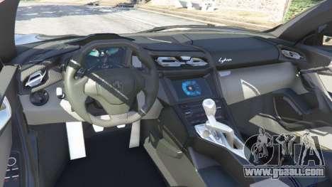 GTA 5 Lykan HyperSport 2014 right side view