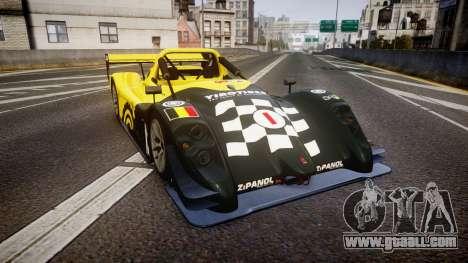 Radical SR8 RX 2011 [1] for GTA 4