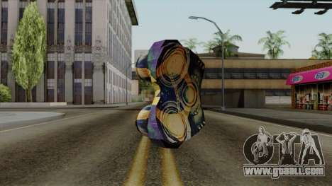 Brasileiro NV Goggles v2 for GTA San Andreas second screenshot